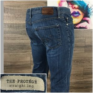 Ag The Protege Mens Jeans Straight Fit 32x32